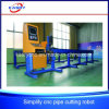 CNC Plasma Flame Cutting Machine for CS/Ss Pipe