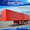 Tri-Axle Van/Box Semi Truck Trailer for Coal/Sand/Bulk Food Transportation (LAT9400XXY)
