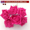 Artificial Flower Wedding Rose Flower Delivery by Florist for Valentine's Day (V1011C)