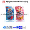 Juice Food Packaging Bag Plastic Drink Stand up Spout Pouch