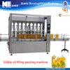 2000 Bottles Per Hour Automatic Sunflower Oil Bottling Machine