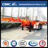 Cimc Huajun Product 2 Axles Container Trailer