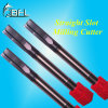 Bfl-Solid Carbide Straight Flute Customized Cutter para Milling Machine