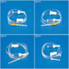 Medical Disposable Infusion Set with ISO13485, CE, GMP, SGS, TUV