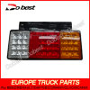 LED Truck Tailer Rear Lamp