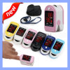 CE FDA Color OLED Fingertip Pulse Oximeter Finger Oximeter SpO2 Pr Monitor