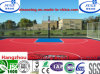 Portable Basketball Court Sport Flooring