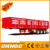 3axle Cargo/Stake Semi Trailer with Long Lock