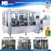 Nectar Bottle / Jar Washing Filling Capping Machine