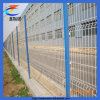 Certified PVC Coated Curvy Welded Wire Mesh Fence (CT-3)
