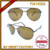 FM14002 Latest High Quality Glare Free Fashion Metal Sunglasses
