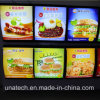 Aluminum Snap Frame Fast Food Restaurant Kfc Mcdonald′s Menu Board LED Signboard Light Box