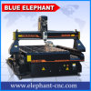 Blue Elephant 1325 4 Axis Stone CNC Machine / 3D Stone Carving Router