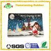Christmas Rubber Door Mat, Gift Decorative Printing Floor Mat
