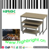 MDF Display Stand for Fashion Clothes Store
