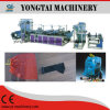 Ribbon Through Continous Rolling Garbage Bag Making Machine