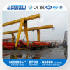 10 Ton Single Girder Cantilever Gantry Crane