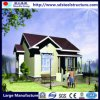 Africa Popular Prefab Prefabricated House Villa Dormitory for Family