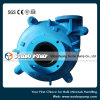 Mining Dewatering Rubber Lined Centrifugal Slurry Pump