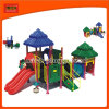 Residential Outdoor Plastic Playground Equipment Items