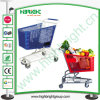 180 Litres Plastic Super Market Shopping Trolley Cart