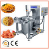 Gas Operated High Quality Popcorn Machine with Large Capacity