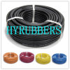 Fiber Braid Flexible Hose Smooth Surface Rubber Water Hose