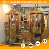 High Quality Red Copper Commercial Craft Beer Brew System