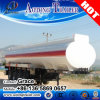 China Manufacturer Tri-Axle 36000 Litres Fuel Tanker Semi Trailer for Sale (Volume Customised)