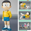 Plastic Doraemon Action Figure