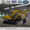 New Yellow Small Digger Hydraulic Crawler Excavators 0.5m3 Bucket