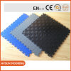 Antibacterial Fitness Center PVC Sports Flooring Aircraft Hangars