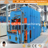 Rubber Belt Curing Press Machine with BV, SGS, Ce Certification