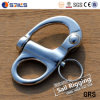 SS Quick Release Fixed Eye Snap Shackle