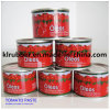 High Quality Canned Tomato Sauce with Normal Lid