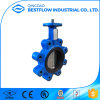 Worm Gear Wafer 18 Inch Butterfly Valves