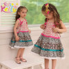 Little Baby Girls Dress, Children Wear (9133#)