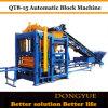 Qty8-15 Full Automatic Hydraulic Cement Brick Machine, Concrete Block Machine