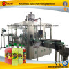 Automatic Juice Hot Filler Machine