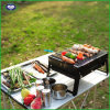 Black Folding Barbecue Grill Made in China