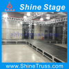 Aluminum Folding Stage Wedding Stage (YN-ST001)