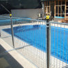 Heavy Duty Child Safety Portable Swimming Pool Fence