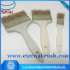 White Boiled Oil Bristle Paint Brush