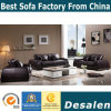 Factory Wholesale Price Modern Sectional Leather Sofa (B. 968)