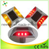 6PCS LED Flashing Solar Reflective Cat Eye Road Stud