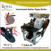 Rykl-II Spiral Elastic Shoelace/Plastic Shoelace Tips/Flat Elastic Shoe Laces African Cord Lace Tippping Machine
