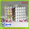 White Automatic Production Paraffin Tealight Candle for Hot-Selling