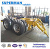 China Two Axle Drawbar Dolly Trailer/ Full Trailer