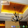Newly Material WPC Ceiling for Hotel Project Profile