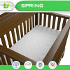 Hot Selling Quilted Crib Size Fitted Hypoallergenic Waterproof Luxury Crib Mattress Protector
